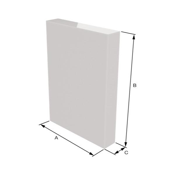 Ada model Sizing Dimensions