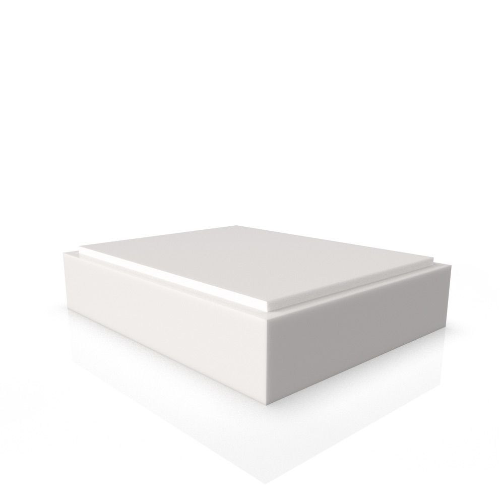 Ida with Standard Base in Glacier White