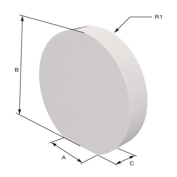 Tillie model Sizing Dimensions