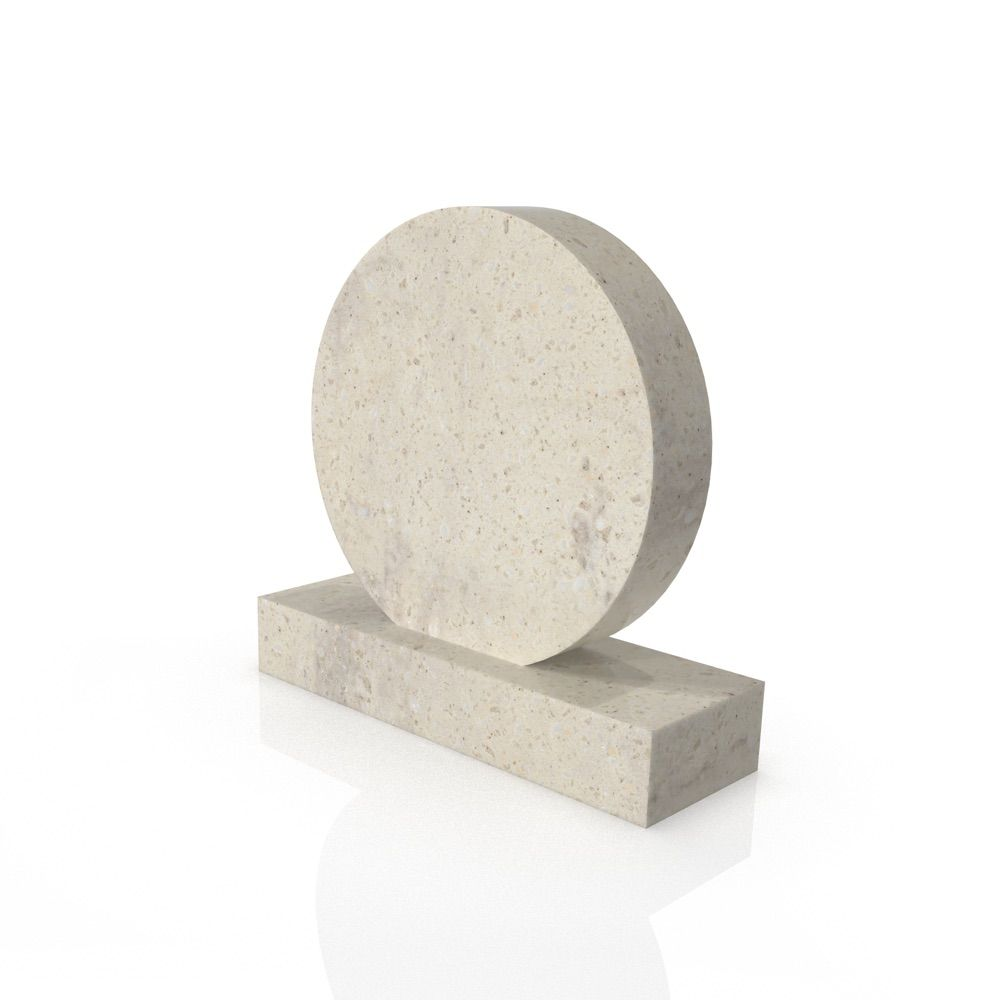 Tillie with Standard Base in Clam Shell