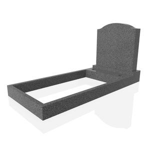 Step Vase Base & Square Full Frame MN