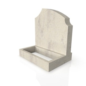 Standard Base & Square Planter CS