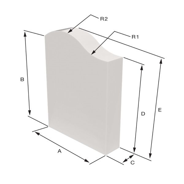 Maisie model Sizing Dimensions