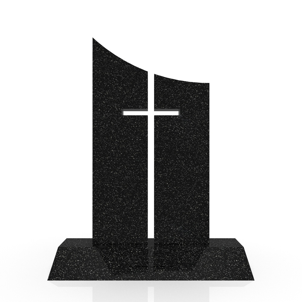 Peaceyard exclusive gravestone model Addy with standard base