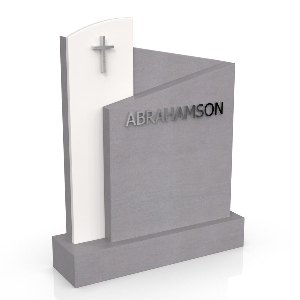 Peaceyard exclusive gravestone model Grace with standard base
