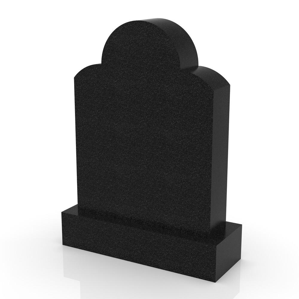 Peaceyard gravestone model Kiran with standard base