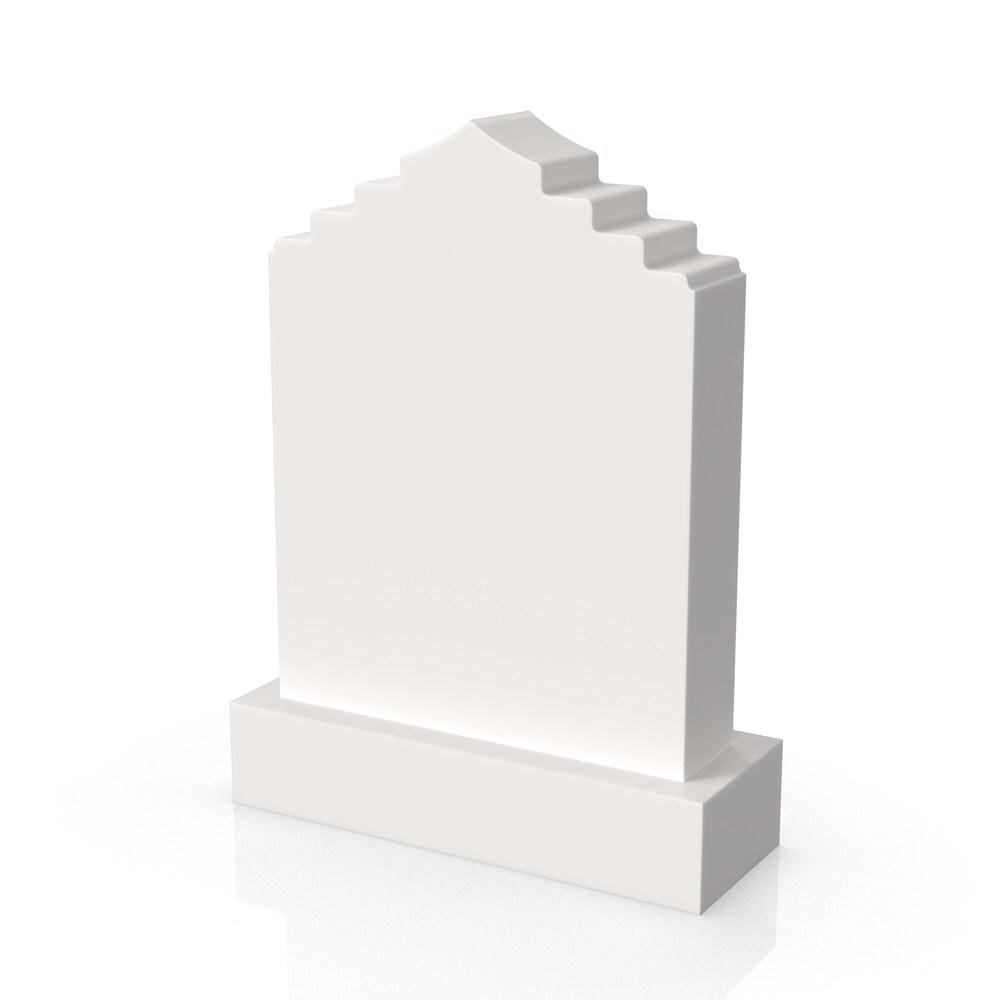 Peaceyard gravestone model Ozra with standard base